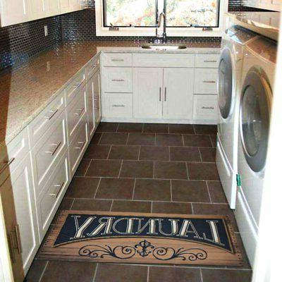 Ustide Wood Print Floor Rug for Cheap Washhouse