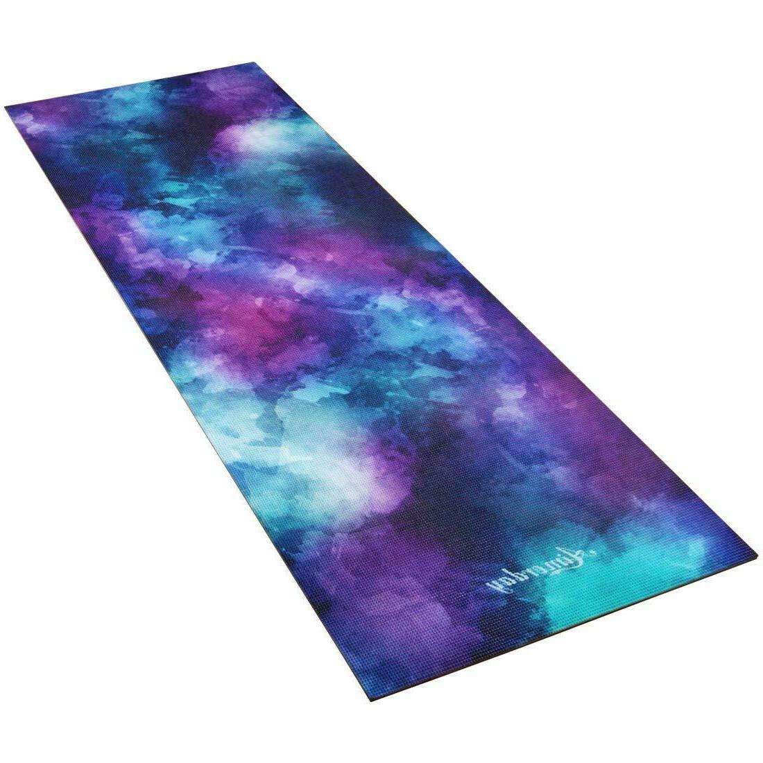 Yoga Mat Workout Floor Mats Exercise Eco Friendly