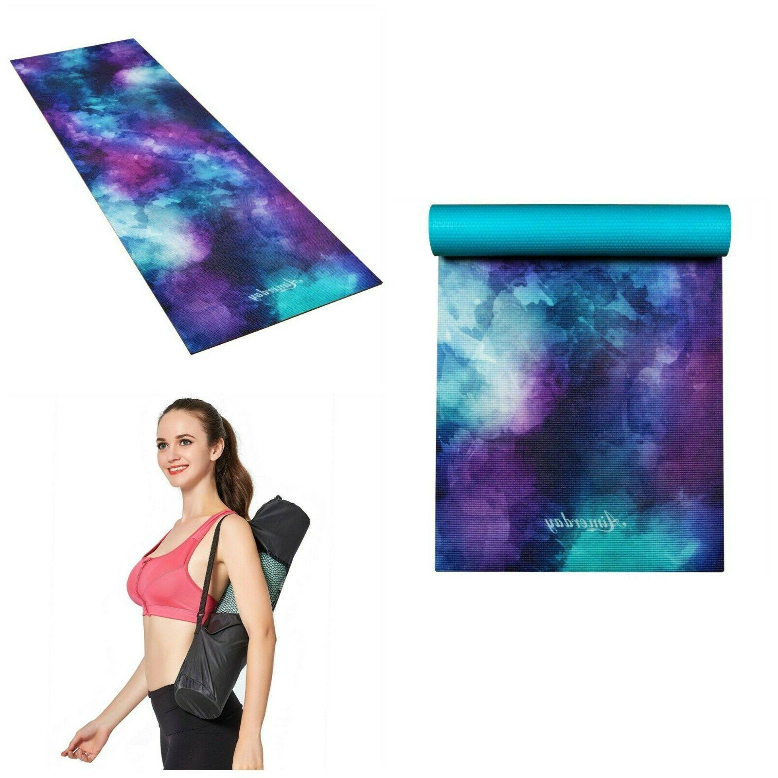 Yoga Mat Carrying Strap Workout Floor Mats Fitness Exercise