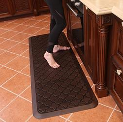 Butterfly Long Kitchen Anti Fatigue Mat Comfort Floor Mats -