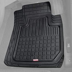 m190 black rubber car floor mats classic
