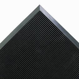 Crown MASR42BK Mat-A-Dor Entrance/Scraper Mat, Rubber, 24 x