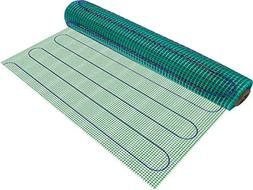 MiniMat Floor Heating System Mat - 120V, 3' x 8' , 24 sq. ft