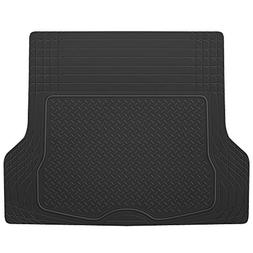 BDK MT-785-BK Black Heavy Duty Cargo Floor Mat-All Weather T