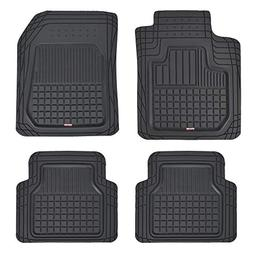 Motor Trend MT180 FlexTough Semi-Custom Fit Car Mats for Aut