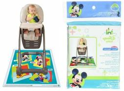 Neat Solutions Mickey Mouse Disposable Floor Topper - 5 cou