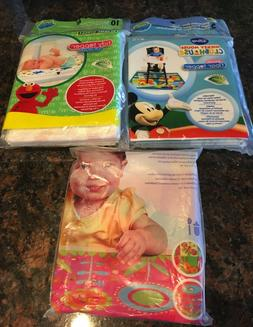 NEAT SOLUTIONS DISPOSABLE PAD & FLOOR MATS / BABIES R US TAB