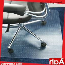 New PVC Mat Home Office Carpet Hard Protector Desk Floor Cha