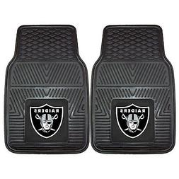 Exclusive By FANMATS NFL - Oakland Raiders Heavy Duty 2-Piec
