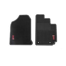 GMC OEM NEW Front All Weather Premium Rubber Floor Mats Grap