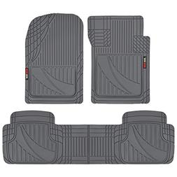 Motor Trend OF-793-GR FlexTough Advanced Performance Mats-3p