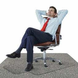 office chair mat for carpeted floors heavy