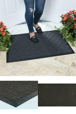 Outdoor Door Mat Commercial Entrance Indoor Rubber Entry Flo