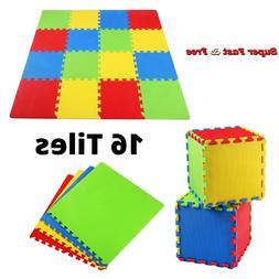 puzzle exercise play mat