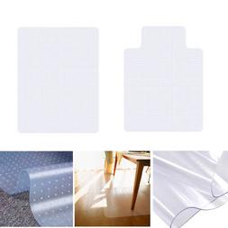 PVC Floor Mat Protector Carpet for Hard Wood Home Office Des