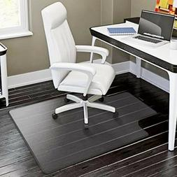 PVC Home Office Chair Mat for Hard Floor Protection Under Co