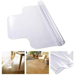 PVC Protector Mat for Hard Wood Floor Home Office Rolling Ch