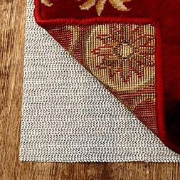 Non Slip Area Rug Pad Rubberized Indoor Rug Gripper 8x10 kee