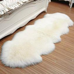 S-XL Fluffy Rugs Anti-Skid Shaggy Soft Rug Dining Room Carpe