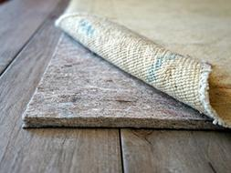 """Rug Pad USA, 7/16"""" Thick, Felt and Rubber, 8'x10', Superior"""