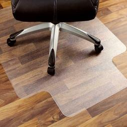 Ultimat® Polycarbonate Lipped Chair Mat for Hard Floor - 48