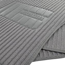 BDK Universal Fit Premium Corrugated Fine Ribbed Carpet Floo